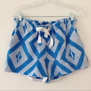 Lemlem Biruhi shorts in blue